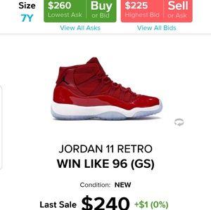 new product 546b1 24eda Jordan Shoes - Retro Jordan gym red 11s